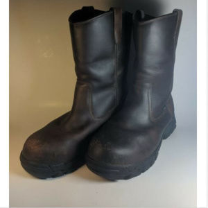 Hytest Apex Brown Leather Waterproof boots